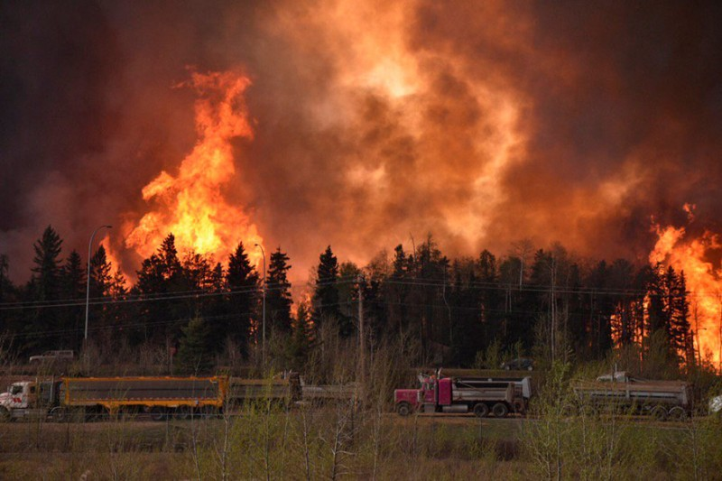 $5000 to Fort McMurray Fire Relief