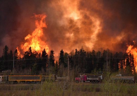 Eagle Homes - $5000 to Fort McMurray Fire Relief
