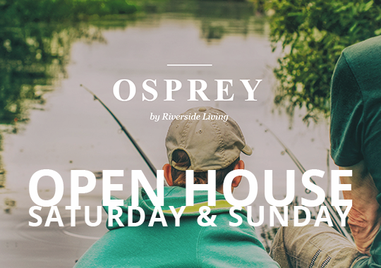 Eagle Homes - Osprey Open House