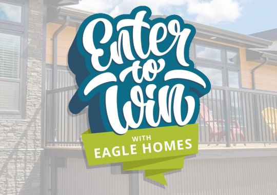 Eagle Homes - Summertime and the Living's Easy!
