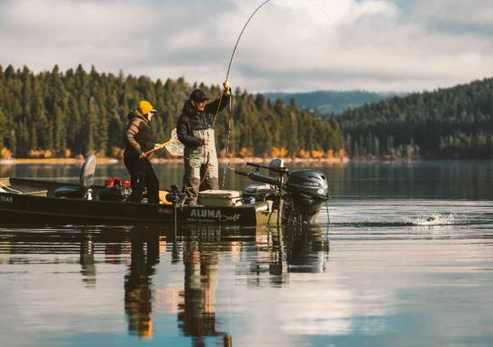 Eagle Homes - 5 Reel-y Great Fishing Spots in BC