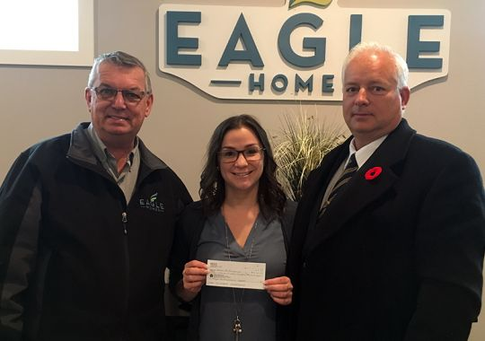 Eagle Homes - Habitat for Humanity and Eagle Homes