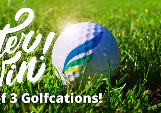 Eagle Homes - Win a Golfcation!